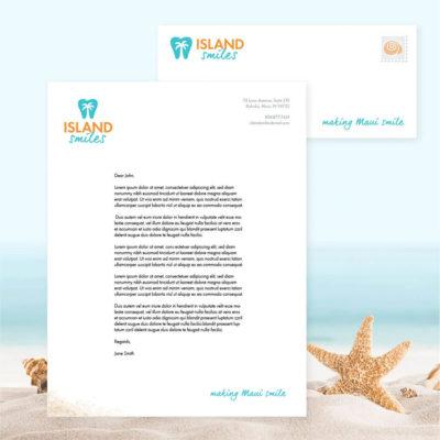 Island Smiles Branding
